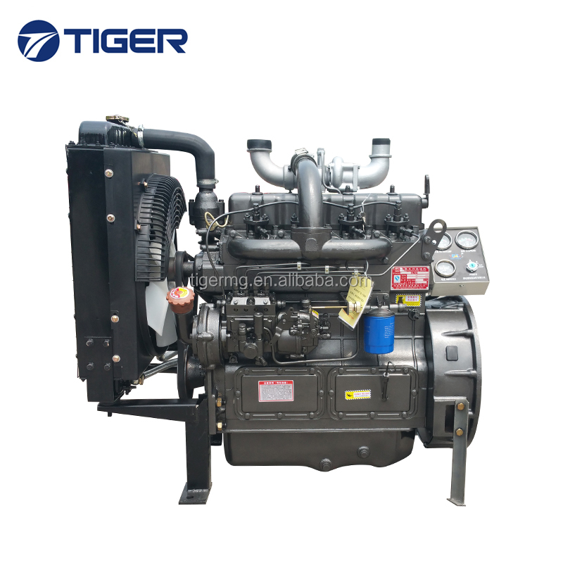 20kw 30kw 40kw small water cooled diesel engine