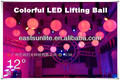 New Design Stage Decrative Ball, Colorful LED Lifting Ball for Stage Show/ DISCO /Theater/ Concert, DMX 10CHS