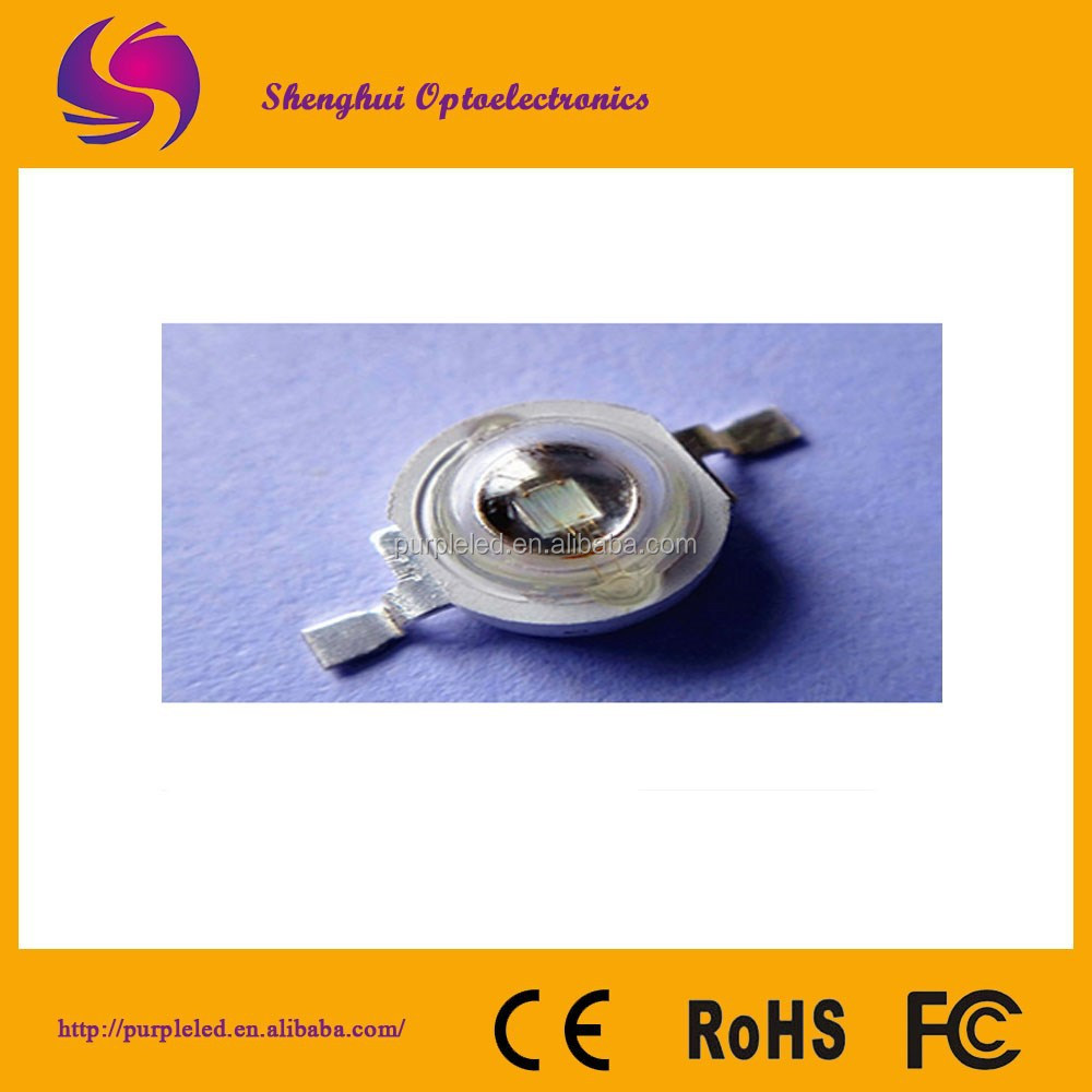Free Samples 1w White High Power Led Diodes