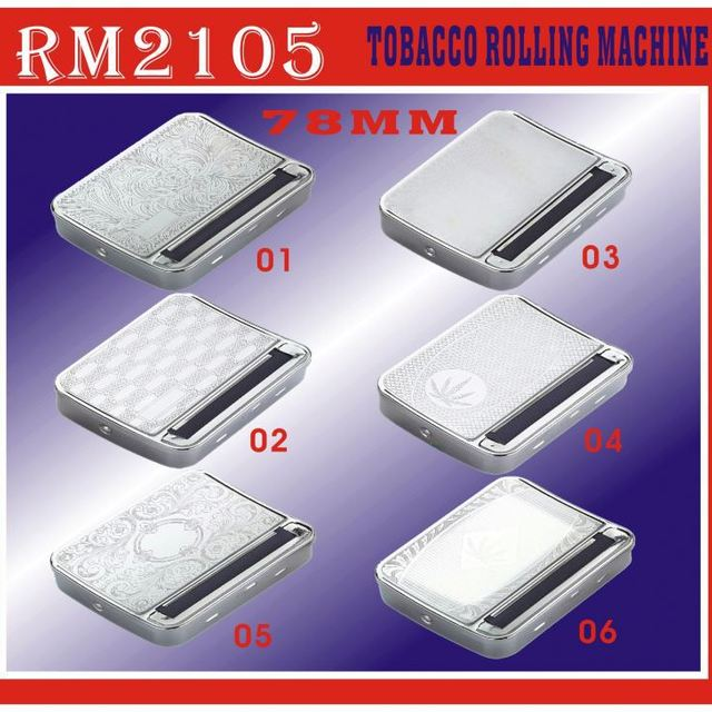 Professional factory supply originality best tobacco rolling machine from China