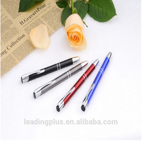 2017 Newest Crystal Ballpoint Pen BallPen Stylus Pen For Touch Screen Iphone Ipad Tablet