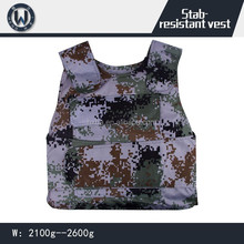 High quality Camo color Stab resistant vest Knife proof vest Anti stab vest