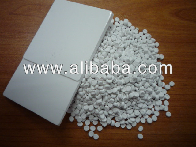 WHITE MASTER BATCH RESIN for Extrusion, Blowing Film