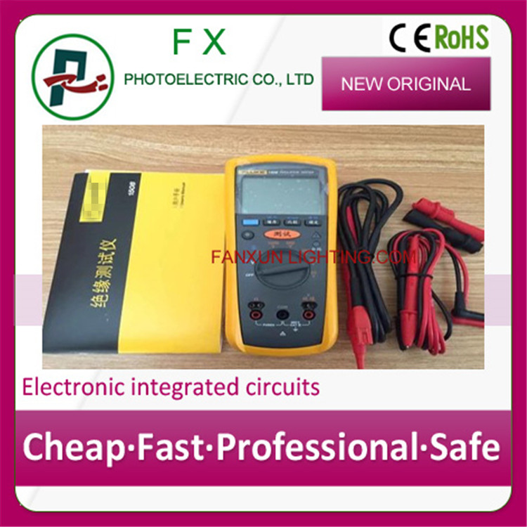New wholesale price insulation resistance tester 1508