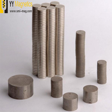 Samarium Cobalt SmCo disc magnets for magnetic couplings