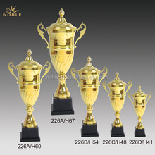 Gold Metal Large Size Trophy Award Cup