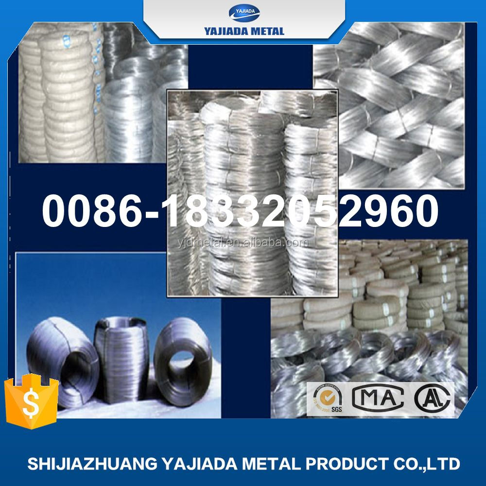 Electro Galvanized <strong>Wire</strong> factory for sale in stock