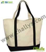 Canvas Stylish Lunch Tote Bags with Aluminum foil for lady