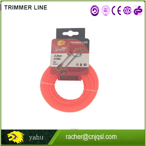 Regular Production NO.1 Quality Brush Cutter Trimmer Line
