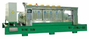 Polishing Machine For Slab With 6 Heads