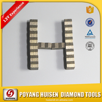 Diamond Segment Tools for Cutting India Granite