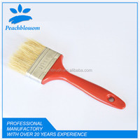 Refillable Sponge Long Wooden Handle Bristle Wall Paint Roller Paint Brush Manufacturers Design China