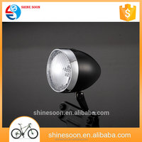 Factory Bulk Sale Cheap Price Small Mini bicycle led Bright dynamo flash light
