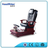 Mechanism-hand Massage Spa Chair Pink Salon Furniture