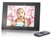 8 inch Plastic digital frame photo
