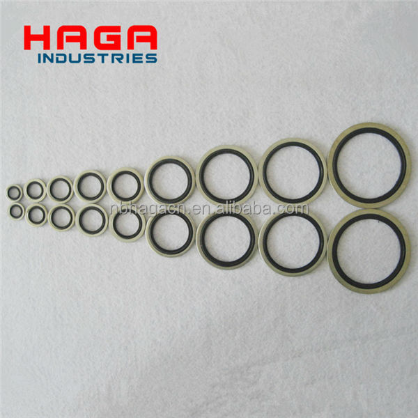 Hydraulic Dowty Bonded Seal Usit Washer