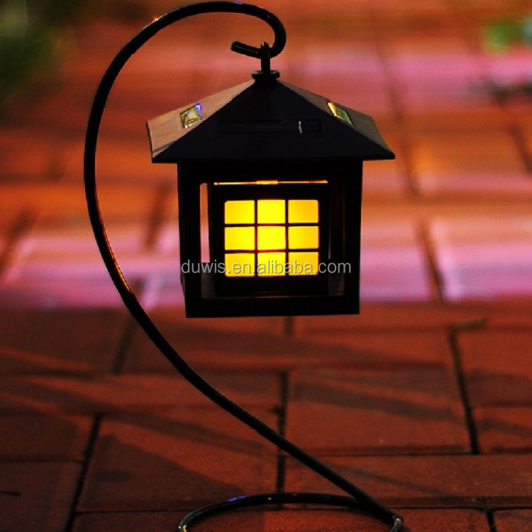 High Power Led Solar Lamp Post Solar Light Solar Street Path Light For Villa Garden