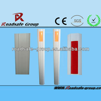 RSG highway guardrail delineator/highway safety reflectors