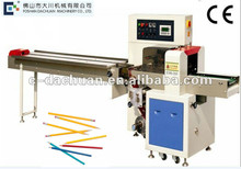 Small Rotary Plastic Bag Pencil Packing Machine