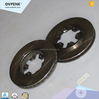 high performance Front Brake disc for Nissans Urvan E24 40206-09G03/40206-05N26/40206-02N00/40206-02N01/40206-09G00 Auto Parts