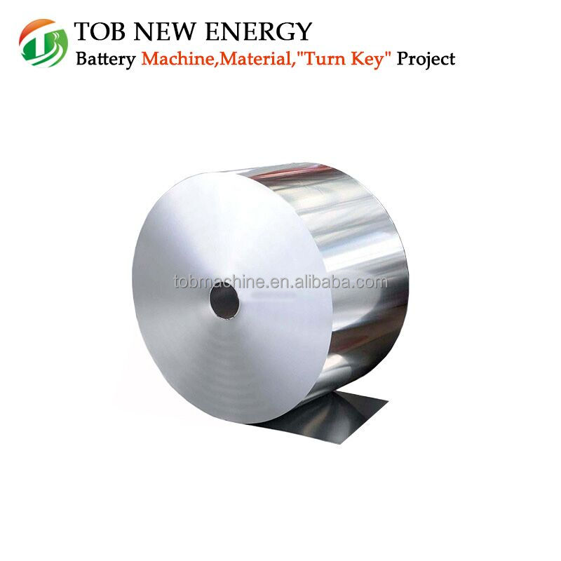 High Quality Hot Sale Thin Aluminum Foil Sheet For Lithium Battery