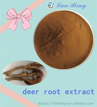 High quality 100% natural deer root extract maral root extract deer root powder