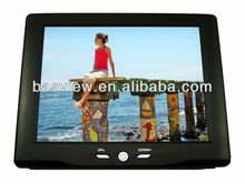 4 or 5 Wire Resistive 8 Inch LCD Touch Screen USB Monitor