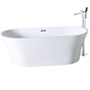 HS-B529 movable low price simple bathtub for sale