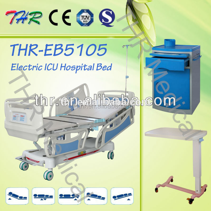 THR-EB5301 Hospital ICU weighting hill rom bed