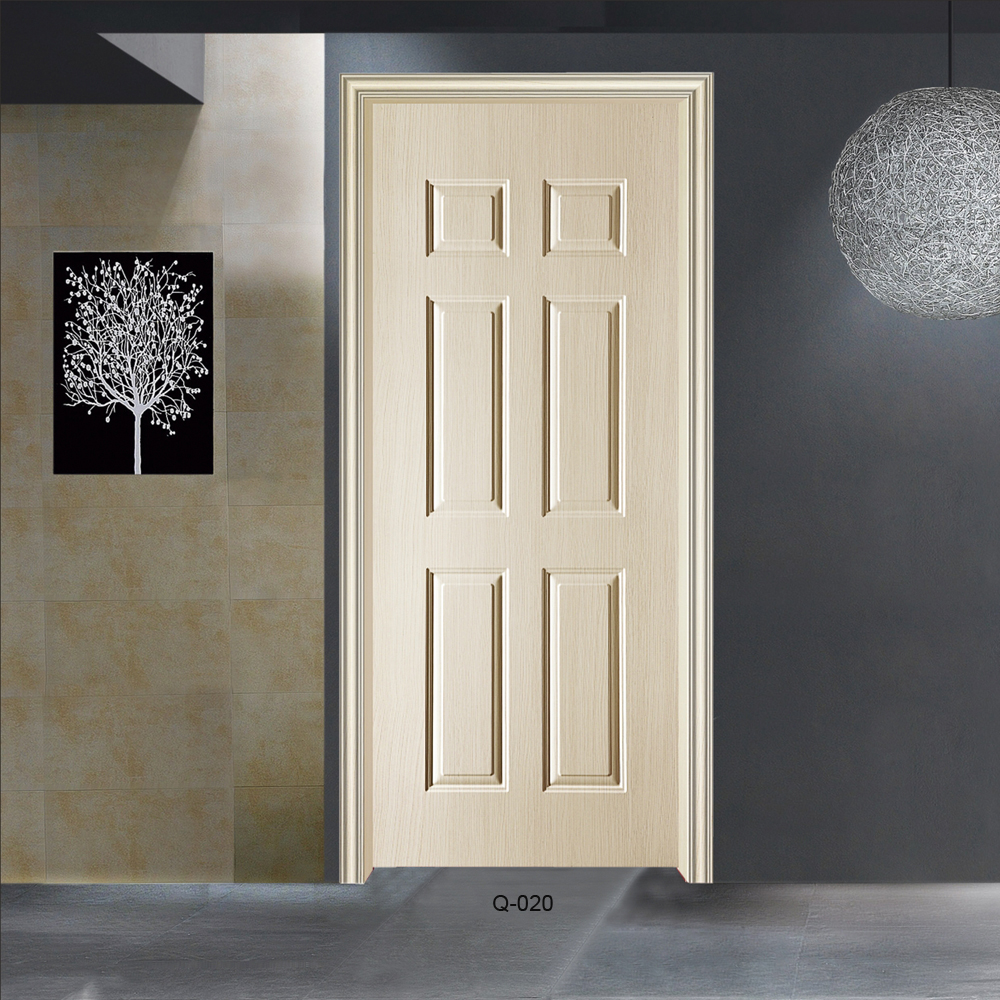 Wholesale High Quality Latest Design MDF Board Wooden Doors for Sale