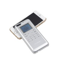 Original mobile phone dual sim card standby cover accept Paypal