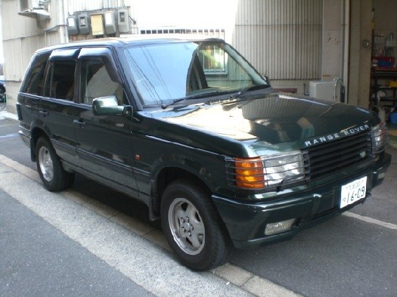USED CAR RANGE ROVER