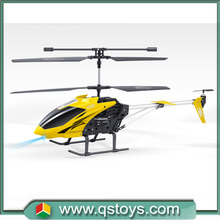 Hot sale factory toys 3 channel Unzerbrechlich helicopter 40MHZ rc airplane with gyro in Shantou