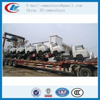 china brand foton forland mini garbage truck winch
