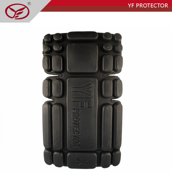 Work wear and protection black knee pad soft durable