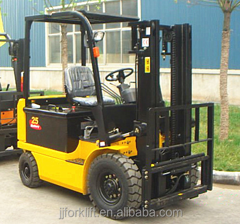 Battery Forklift CPD30 Jiangsu China electric forklift price motorcycle forklift with cabin