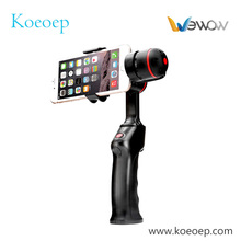 In Stock Wewow Wenpod SP2 Gimbal Stabilizer Handheld Gimbal 360 Degree Turn Smart Phone Into Movie Maker