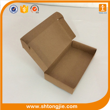 Cheap Price Any Size Disposable Foldable Pizza Kraft Paper Packaging Box
