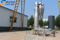 Food machinery cassava drying equipment for starch processing