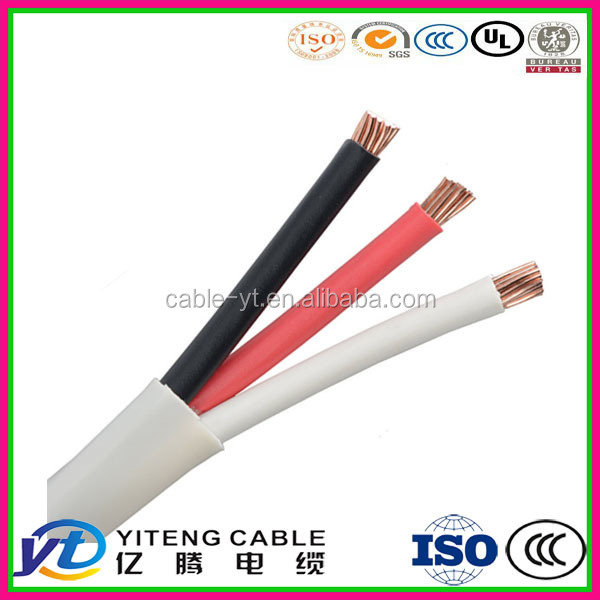 2.5mm underwater electrical lighting house wiring wire