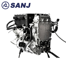 SANJ Inboard water jet boat engine mini small jet engine sale