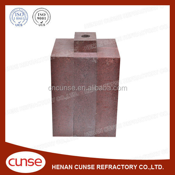 Chrome Corundum Firebrick for Non-ferrous Metal Furnace