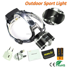 Zoom Adjustable 6000 Lumen High Power Headlamp