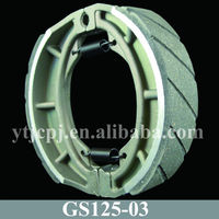 China Bajaj Scooter Parts Of Brake Shoe