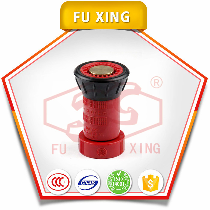 2016 hot sale gas cutting nozzle size /brass water spray nozzle and jet spray Brass Fire Nozzle