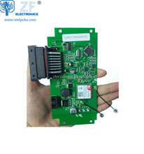 One-stop Printed Circuit PCBA Board for GPS Tracker