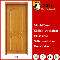 High Quality Solid Wooden Exterior Door Skin