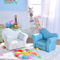 Kids armrest chair with drawer wholesale furniture for sofa living room set