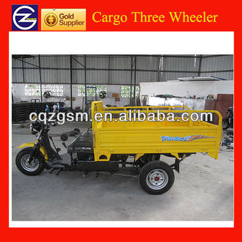 Three Wheel Cargo Tricycle