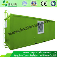 20FT/40FT China modular/ fashionable luxury one floor prefabricated houses/container home/family type container house